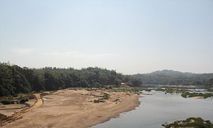Uppinangady - Kumaradhara River in Uppina Angadi