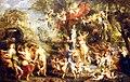 Kunsthistorisches Museum Wien, Rubens, das Venusfest.JPG