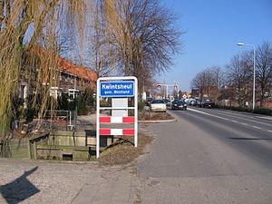 Kwintsheul - Image: Kwintsheul entree