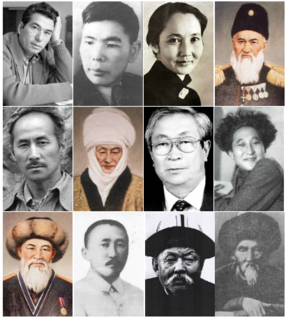 Kyrgyz people Turkic ethnic group in Central Asia