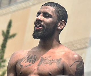 Kyrie Irving American basketball player