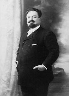 Léon Escalaïs French opera singer