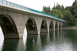 Klamer Brücke in Lüdenscheid