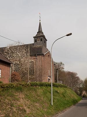 Schwalmtal, North Rhine-Westphalia - Image: Lüttelforst, die katholische Pfarrkirche Sankt Jakobus Dm 58 foto 2 2014 03 31 16.38