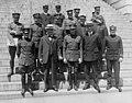 LCDR A. C. Read, Josephus Daniels, CDR John H. Towers, Franklin D. Roosevelt, LCDR P. Bellinger, CDR Richardson - NH 20.jpeg
