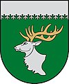 Coat of arms of Rūdiškės
