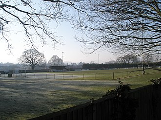 Petersfield Town F.C. - Love Lane Stadium