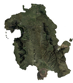 Острів, на якому розгортаються події серіалу