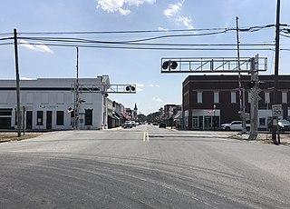La Grange, North Carolina Town in North Carolina, United States
