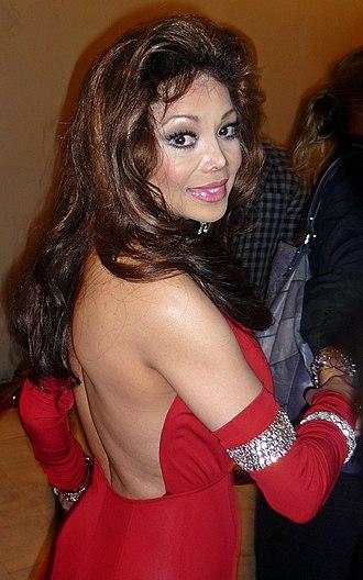 La Toya Jackson - Jackson in 2011