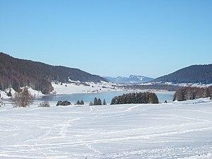 Lac des Rousses - Image: Lac Rousses