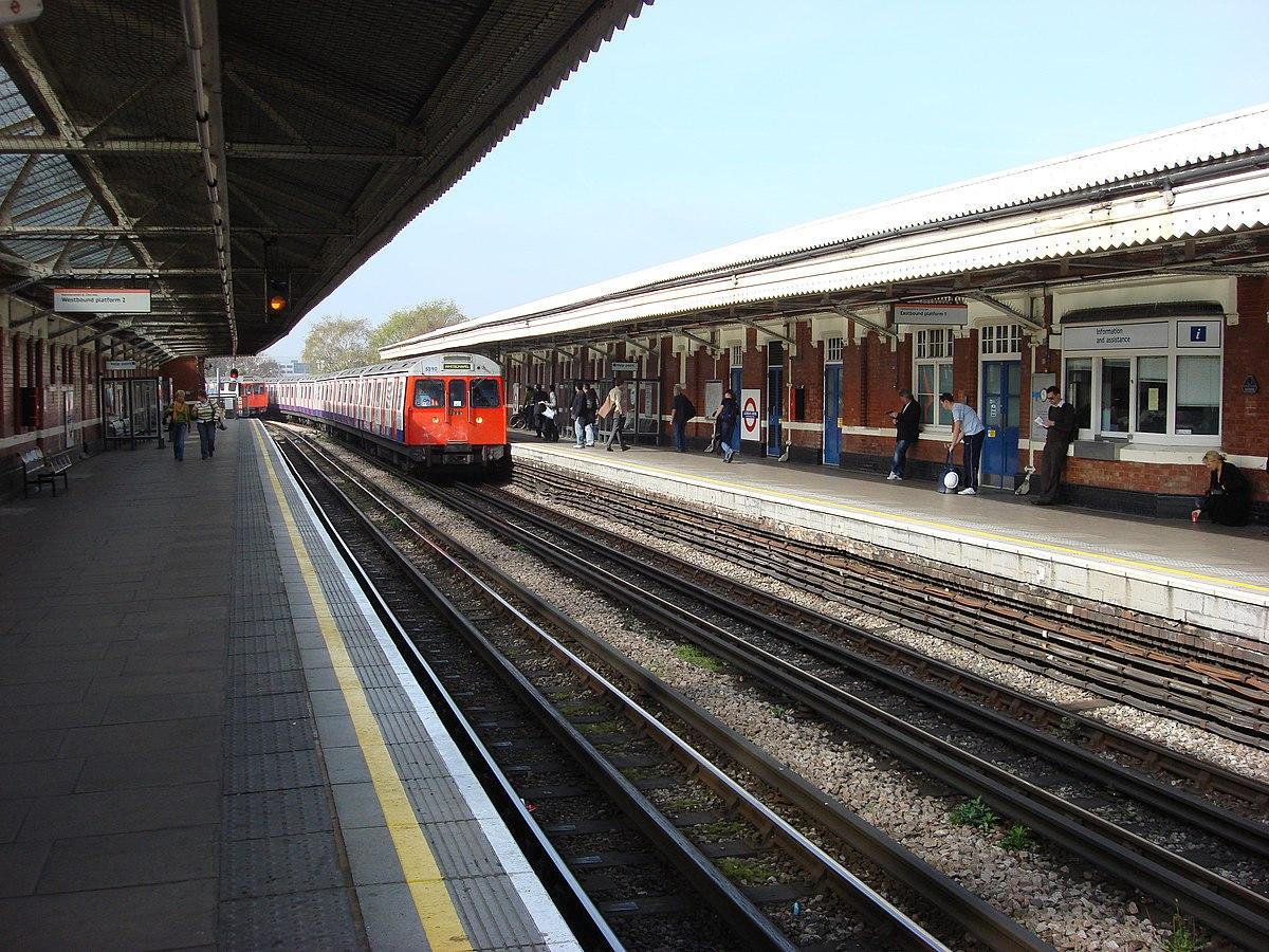 Notting Hill Ladbroke Grove ladbroke grove tube station - wikipedia
