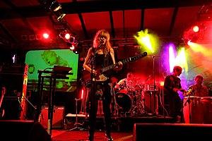 Ladyhawke (musician) - Image: Ladyhawke R&V 2