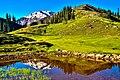 Lake of Siri Paye Meadow and Makra Peak.jpg