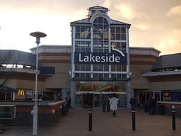 Lakeside Shopping Centre eastern entrance.JPG