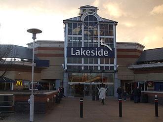 Thurrock - Lakeside Shopping Centre