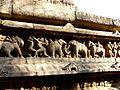 Lakshmana Temple Western Group of Temples Khajuraho India - panoramio (25).jpg