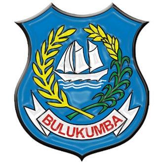 Bulukumba Regency - Image: Lambang Kabupaten Bulukumba