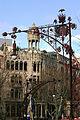 Lamp post - Passeig de Gràcia - Barcelona 2014.JPG