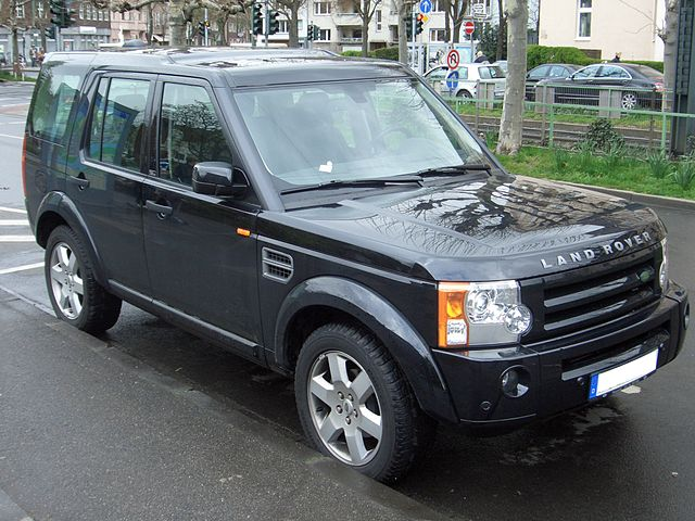 file land rover discovery 3 tdv6 hse special black edition. Black Bedroom Furniture Sets. Home Design Ideas