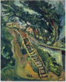 Landscape with Flight of Stairs .PNG