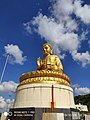 Large Buddha statue at Lokuttara Buddha Vihar, Chauka.jpg