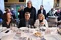 Las gastronomías catalana y madrileña se hermanan en la Plaza Mayor 03.jpg