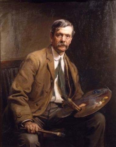 Laszlo - Sir Alfred East
