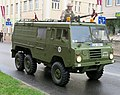 Latvian Army Volvo C306 6x6.jpg