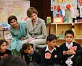 Laura Bush in Islamabad.JPG