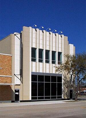 Lawndale Art Center - Lawndale Art Center facade.