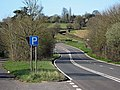 Lay by on the A38 - geograph.org.uk - 1218086.jpg
