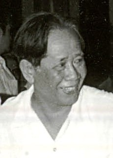 Lê Duẩn former General Secretary of the Communist Party of Vietnam