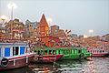 Le Prayag Ghat à laube (Varanasi) (8474091804).jpg