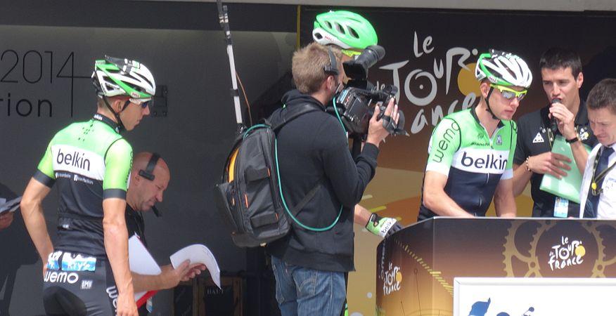 Le Touquet-Paris-Plage - Tour de France, étape 4, 8 juillet 2014, départ (B034).JPG