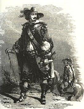 Жан-Адольф Бесе. Граф Рошфор.