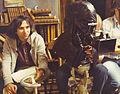 Le réalisateur Jean-Claude Morin sur le tournage de La Tisane de sarments (1979).jpg