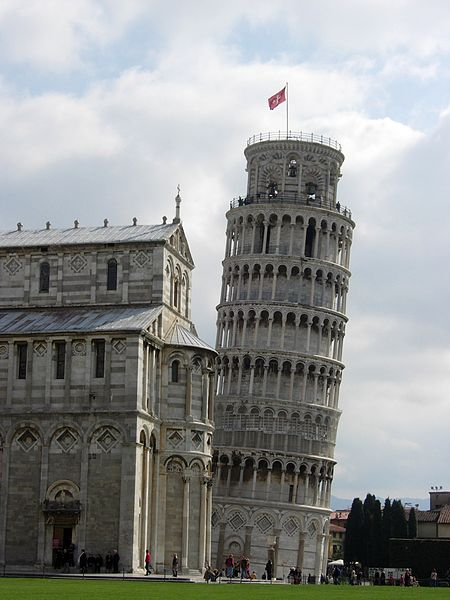 File:Leaning tower of Pisa.jpg