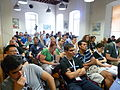 Lectures and talks - Wikimania 2011 P1040171.JPG