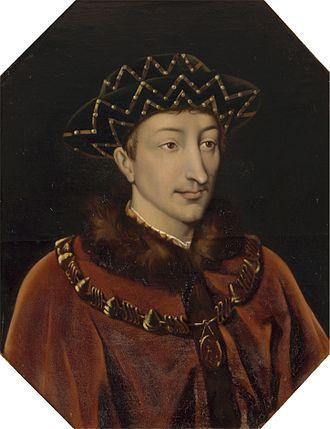 Duke of Berry - Image: Lehmann Charles VII de France, le victorieux