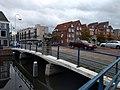 Leiden - Brug bij Oude Singel (Pauwbrug).jpg