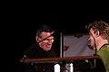 Leonard Nimoy & Vic Mognogna (5774444314).jpg