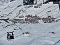 Les 3 Vallées, View from Grand Fond to Val Thorens - panoramio.jpg