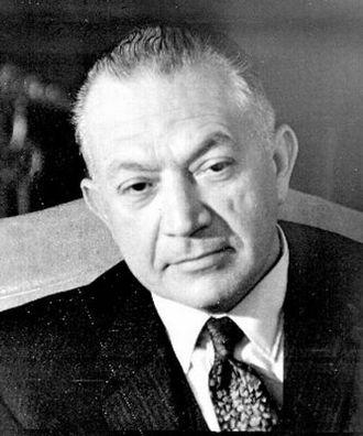 Roberto M. Levingston - Levingston in civilian clothing