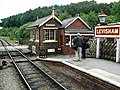 Levisham station, North Yorkshire Moors Railway - geograph.org.uk - 848716.jpg