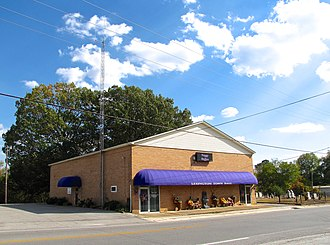 Lexington, Alabama - Lexington Town Hall