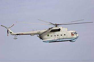 Mil Mi-14 - Libyan Air Force Mi-14