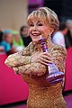Life Ball 2013 - magenta carpet Barbara Eden 03.jpg