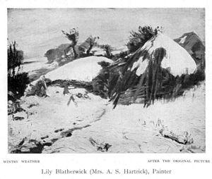 Lily Blatherwick - Wintry Weather