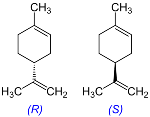 chirality isolation of limonene from Limonene is a colorless liquid hydrocarbon classified as a cyclic monoterpene, and is the major component in the oil of citrus fruit peels the d - isomer , occurring more commonly in nature as the fragrance of oranges, is a flavoring agent in food manufacturing.